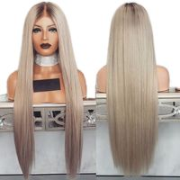 Ash Blonde Lace Front Wig $77.76