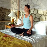 Yoga for Bedtime: Need help sleeping? Try these yoga exercises from before bed.