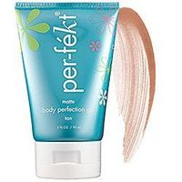 "Sephora: Perfekt : Matte Body Perfection Gel : body-makeup (This stuff is AMAZING, especially if you have fair or dry skin. I've tried every bronzer/tanner on the market, and this recent find has me saying, ""HALLELUJAH!"")"