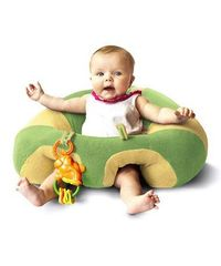 Take a look at this Green Sunshine Support Seat by Hugaboo on #zulily today!