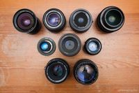 Five Reasons Why Your Lenses Are More Important Than Your Camera