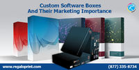 Custom Software Box Packaging Solutions by #RgaloPrint #softwarebox