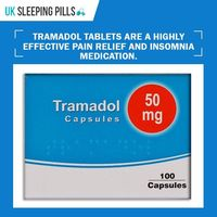 Tramadol Capsules: Pain Relief Medication