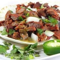 "Arrachera (Skirt Steak Taco Filling) | ""My mom has been making this exact recipe for 40+ years. I am mexican and this is an authentic recipe. I was very surprised to find this recipe on here. Good job SB, you've nailed it!!"""
