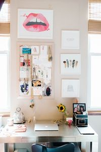 Home is where the heart is. But sticky notes, pens, paper and probably clutter is where the office is. Fear not though! We've rounded up 10 of some of the most