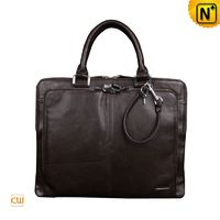 Genuine Leather Briefcase Laptop Bag for Men CW914022