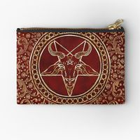 https://www.redbubble.com/i/pouch/Ornate-Goat-Baphomet-by-ShayneoftheDead/45351695.440R3?asc=u
