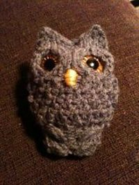 Ravelry: Oisin owl pattern by Pauline Gallagher