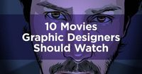 Here are my top 10 movies graphic designers should watch to get their creative juices flowing if they need some visual inspiration.
