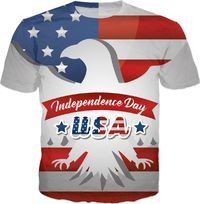 ROTS Independence Day Adult T-Shirt $25.00