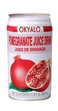 350ML 100% Pure Pomegranate Juice Drinks