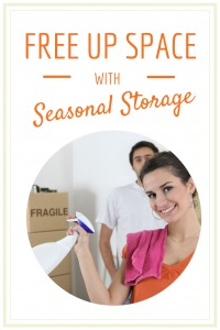 Free Up Space With Seasonal Storage