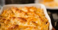 This is an absolutely delicious Baked Mac n Cheese recipe that will replace all other Macaroni and Cheeses.