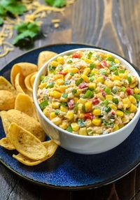 Best recipe for Mexican corn dip