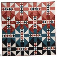 There's a lot about Fantastic Stash Quilts to love. As the production editor on the book team, I was the one to receive and log the author's quilts when they ar