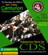 Top Defence Coaching in Lucknow provide Best CDS Coaching Classes and study Material.