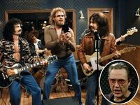 Needs More Cowbell is a catchphrase originally quoted in a Saturday Night Live (SNL) sketch featuring Christopher Walken and Will Ferrell. This expression is ty