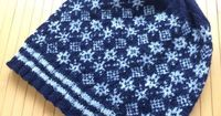 Ravelry: moco's twinkling stars hat