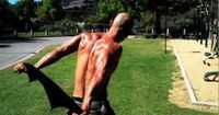 Cut and Jacked !! Incredibly ripped muscle and strength HOT VIDEO!!