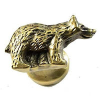 Sierra Lifestyles Bear Cabinet Knob (right facing) $12.50