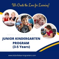 KidzVille Learning Center preschool in Surrey offers a unique blend of balanced education programs which include the Reggio Emilia approach and Montessori-based education for early childhood development of kids which provide overall mental, physical and s...