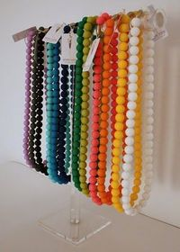 baby or no baby, i want them all. // Chewbeads! Made from soft silicone specifically for babes to chew on! Brilliant!