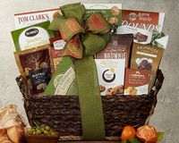 The Gourmet Choice Gift Basket by Wine Country Gift Baskets $49.95