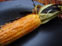 Make and share this Aw Shucks Grilled Corn recipe from Genius Kitchen.