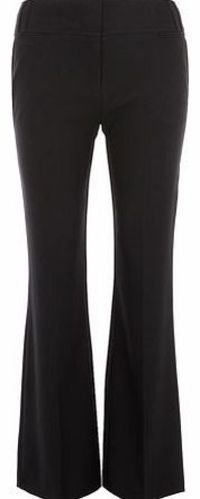 Dorothy Perkins Womens Black bootcut trouser- Black DP66748910 Black poly boot cut trouser with pocket flap detail. machine washable. 100% Polyester. Machine washable. http://www.comparestoreprices.co.uk//dorothy-perkins-womens-black-bootcut-trouser-b...