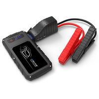 CARKU X1 Car Jump Starter 7000mAh 400A Peak Emergency Battery Booster Portable Power Bank with LED FlashLight from Xiaomi Youpin