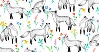 I need this fabric for...I'm not sure. I just know I need this in my life.