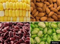 20 High Fiber Foods: Fiber can lower blood sugar, cut cholesterol, and may even prevent colon cancer and help you avoid hemorrhoids. If it were a drug, the world would be clamoring for it. But few people are getting enough. Women should get about 25 grams...
