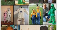 It's that time of year where thinking of what costume your child wants to be. There is so much out there it can be a little hard to decide which one to be. Thes