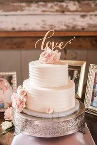 It doesn't get any more classic than this Southern blush wedding from Audrey Rose Photography, but in true Hey Wedding Lady fashion it's also filled with sweet,