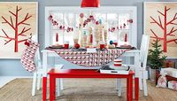Decorate your home for Christmas in a wonderfully wintry Nordic Noel style.