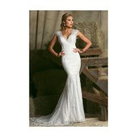 DaVinci - 50320 - Stunning Cheap Wedding Dresses|Prom Dresses On sale|Various Bridal Dresses