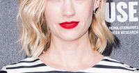 "Call it the anti-normcore effect. Last week's standout beauty statements�€""from **January Jones'**s bright cherry lips to Rihanna's hip-grazing ponytail and **Emm"