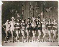 African-American Vaudeville Showgirls (1920's)