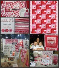 Designer Tidbits: Deb Strain - Fat Quarter Shop's Jolly Jabber