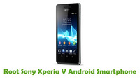 You can be able to root your Sony Xperia V Android Smartphone from this tutorial guide. The link has given below for rooting. https://freeandroidroot.com/root-sony-xperia-v/