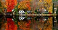 Autumn in New Jersey by Yinka Oyelese
