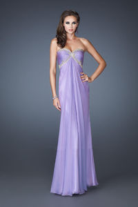 2014 Wisteria Long Sequin Formal Prom Dresses