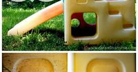 How To Clean Outdoor Toys...I have a sandbox that needs help
