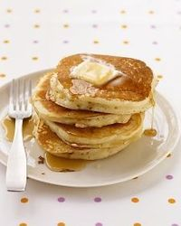 """Nothing says """"weekend"""" like pancakes for breakfast. When you see how simple it is to whip them up from scratch, you'll wonder why you never did it before."""