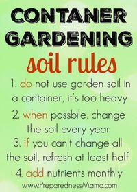 Small garden space - no problem! Even though I have a big yard and plenty of room to have a large garden, I still grow vegetables, fruits and flowers in contain