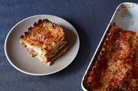 Onions have layers, ogres have layers, and lasagna has layers. Follow these basic guidelines, and you'll be stacking lasagna like a pro in no time, all without
