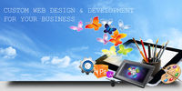 In this cut-throat competitive market, it has become essential for businesses to create a unique identity for themselves. Custom web design and development ensures that you are able to create a website with all the additional features to best serve your c...