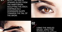 How to unleash serious game, from the toes of your feet to the tips of your boldest eyebrows, with Maybelline Brow Drama Pro Palette with this snazzy step-by-step makeup tutorial in 3, 2, 1... Start with defining your brows. Then fill them in. Complete th...