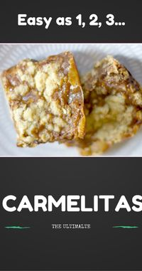 This Carmelitas recipe takes the cookie bar to all new heights.  It combines Salted Caramel Sauce (always a winner), oats and pecans to form the most amazing dessert square, ever.  You can make these for a birthday party, family get together or ...