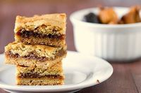 Fig Cookie Bars #cookie #recipe #dessert